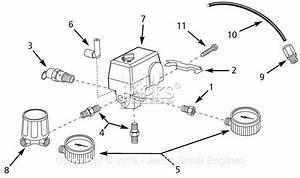 Campbell Hausfeld Cw301400aj Parts Diagram For Pressure