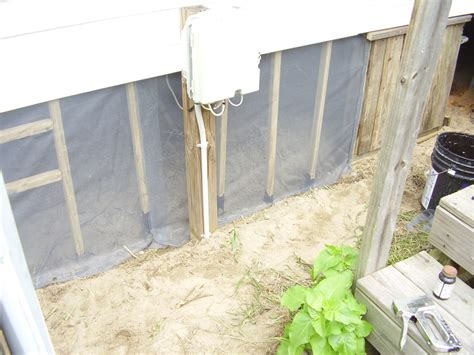 rent renaissance latex cement mobile home skirting