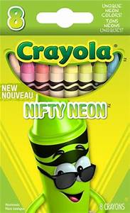 The Crayon Blog New for 2013 The Crayola Tip Color