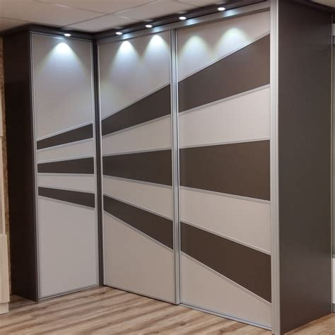 chambre avec placard porte de placard sur mesure design nantes rangeocean
