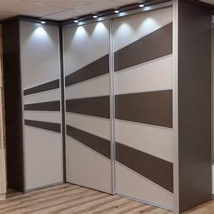 Porte Placard Coulissante Design Cobtsa