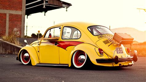 Vw Beetle Wallpaper Hd Wallpapersafari