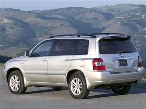 blue book used cars values 2005 toyota highlander seat position control 2006 toyota highlander hybrid sport utility 4d pictures and videos kelley blue book