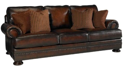 Bernhardt Foster Leather Sofa by 33 Best Images About Den On Furniture Sofa