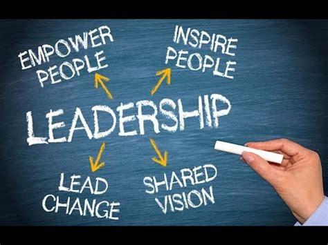 effective leadership styles    true leader