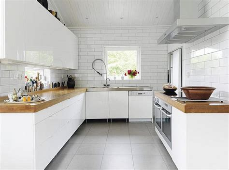 kitchen tiles for white kitchen white brick tiles interior design contemporary tile 8664