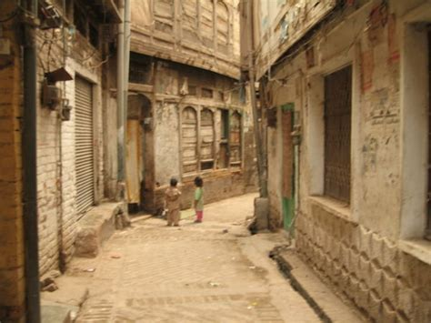 street peshawar photo