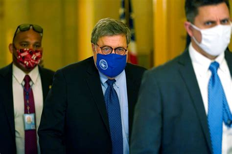 Barr tells Justice Department to probe election fraud ...