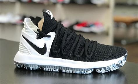 nike kd  black white release date   sole