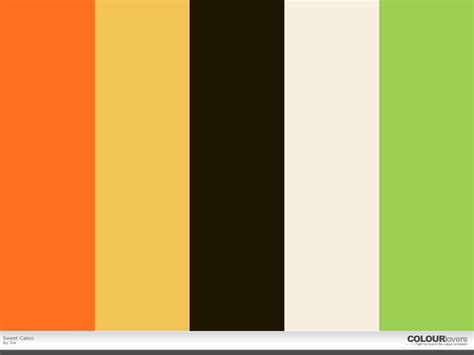 calico color color palette sweet calico color palettes