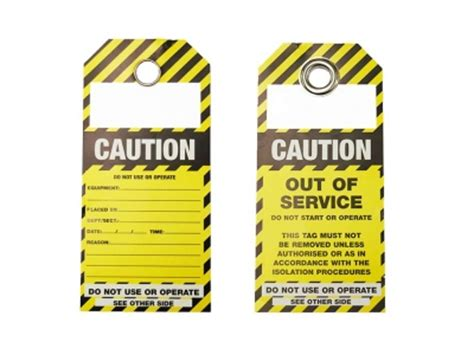 buy lockout tags exelprint