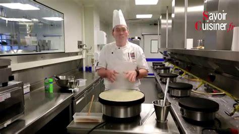 cuisiner des p穰es la recette des crêpes par un maître crêpier hd savoir cuisiner