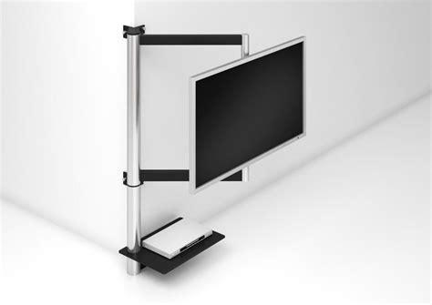 flachbildschirm halterung schwenkbar tv halter solution art112 produktdesign wissmann