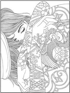 Intricate Coloring Pages for Adults | Humming Belles