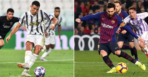 Cristiano Ronaldo vs Lionel Messi: Which Ballon d'Or ...