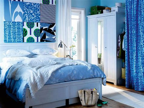 Bedroom Color Schemes With Blue by Stylish Blue Color Schemes For Bedrooms Interiorholic