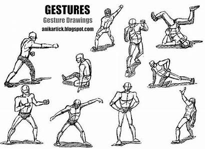 Gesture Drawing Animation Sketches Artist Poses Drawings