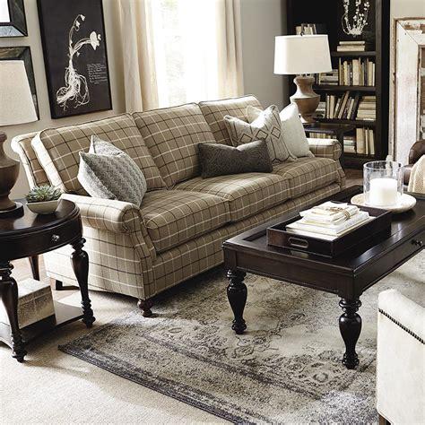Bassett Loveseat by Classic Comfy Sofa