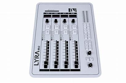 Lyra Digital Mixing Broadcast System Console Consoles