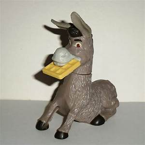 McDonald's 2010 Shrek Forever After Donkey Happy Meal Toy ...