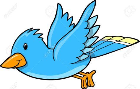 Bluebird Clipart Bird Fly
