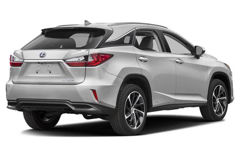 New 2017 Lexus Rx 450h Price Photos Reviews Safety