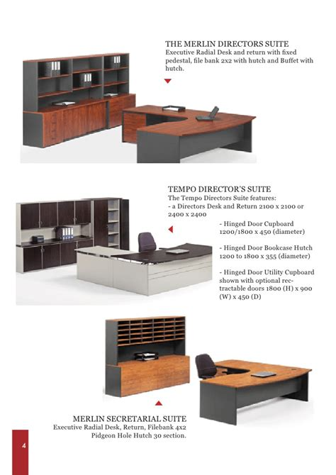 Furniture Catalog by Sle Catalogue For Office Furniture