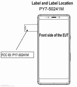 Sony Xperia L3 Diagram Leaked By Fcc  5 7-inchdisplay Confirmed