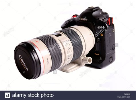Modern Professional Camera Body  Canon Eos 1 Ds Mark Iii