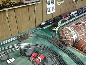 Train Layout Wiring