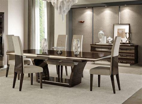 contemporary dining sets   dining room