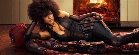 asian actress in deadpool 2 deadpool 2 novo clipe apresenta domin 243 e seus poderes