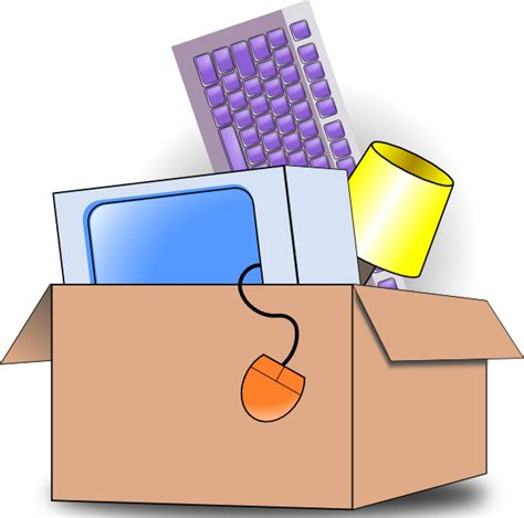moving clipart sheikh tuhin packing and moving clip at clker