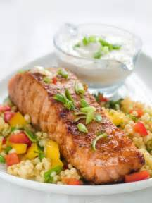 Healthy Salmon Dinner Recipe