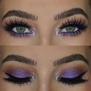 Pretty Eye Makeup Looks For Green Eyes