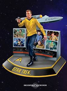 "The ""Legends Of STAR TREK"" Character Sculpture Collection ..."