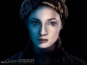 Game of Thrones season 4 wallpaper of Sansa• PoPoPics.com
