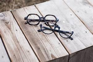 Sexkantiga glasögon