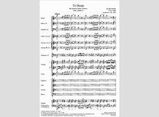Joseph Haydn Te Deum full score CarusVerlag