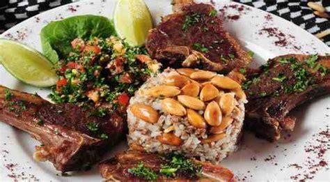 recette de cuisine libanaise avec photo recettes de cuisine libanaise
