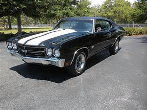 1970 Chevrolet Chevelle SS 454 for Sale