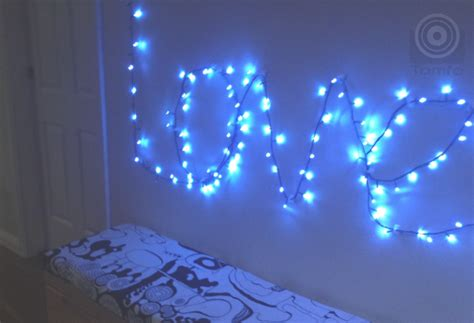 diy lights that spell simple to do tomfo