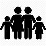 Icon Children Transparent Clipart Father Mother