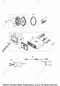 Yamaha 242 Limited Wiring Diagram