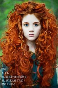 Red, Curly, Hair, Fantasize, About, That