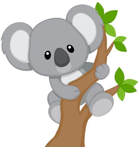 Clipart Koala by Ladylony Dibujos