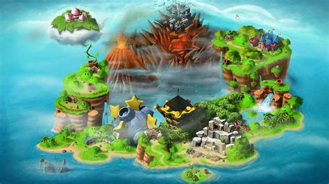 6 Super Mario Rpg Legend Of The Seven Stars Hd Wallpapers