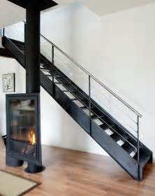 Cable Escalier Inox by 1000 Ideas About Escalier Droit On Pinterest Stairs