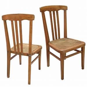 Chaise En Bois Massif : ensemble table et chaises enfant r tro boutique ~ Teatrodelosmanantiales.com Idées de Décoration