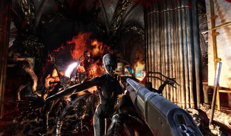 killing floor 2 cross platform killing floor 2 ps4 pro gameplay enhancements detailed